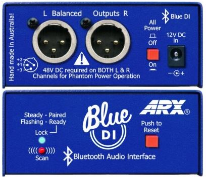 BLUE DI