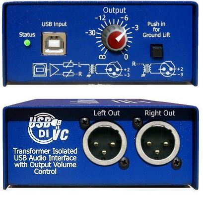 USB DI VC